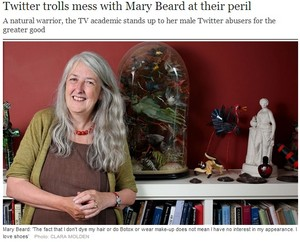 2 aug Mary Beard
