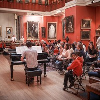 Blog: Cycle of Songs at the Fitzwilliam Museum for Museums at Night
