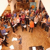 Blog: Cycle of Songs Rehearsal at Kettle's Yard