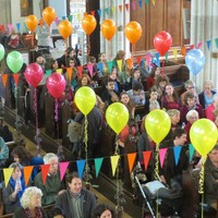 Blog Post From Heritage at Great St Mary's: Cycle of Songs Launch