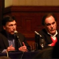 OLIVER STONE & PETER KUZNICK DISCUSS 'UNTOLD HISTORY OF THE UNITED STATES'