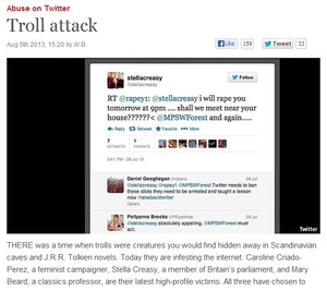 05 Aug Troll Attack